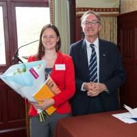 Langerhuizen bate 2013 toegekend aan veelbelovend jong onderzoekster