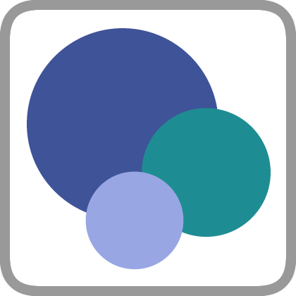 blue palette