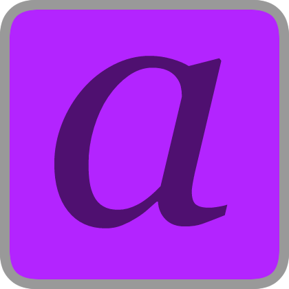 purple keywords alpha