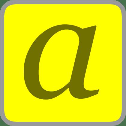 yellow keywords alpha