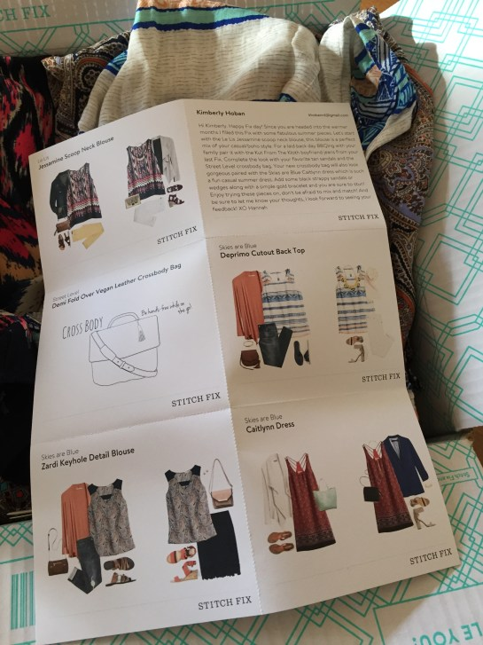 Stitch Fix Recs