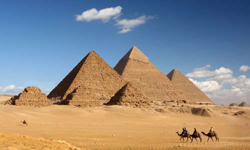 3 giả thuyết kỳ lạ về kim tự tháp Ai Cập