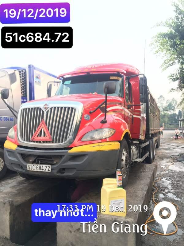 Bapco Diesel oil, Bapco truck oil