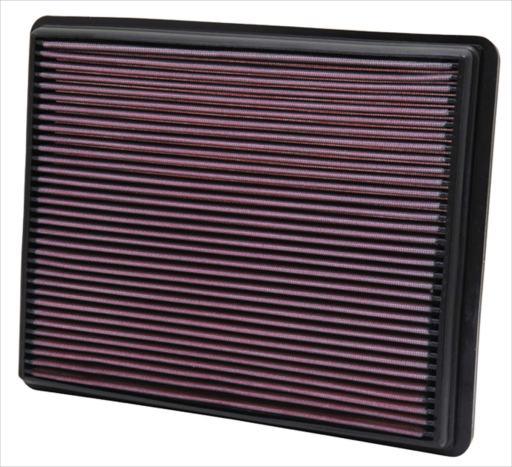 K&N air filter, lọc gió KN, thay lọc gió