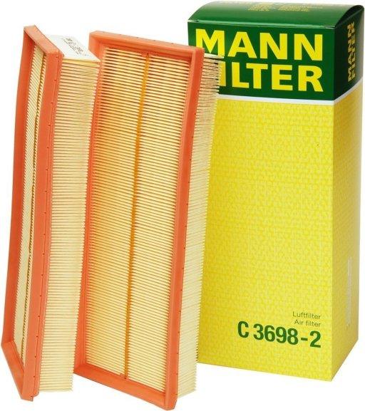 Bapco, Mann Air Filter