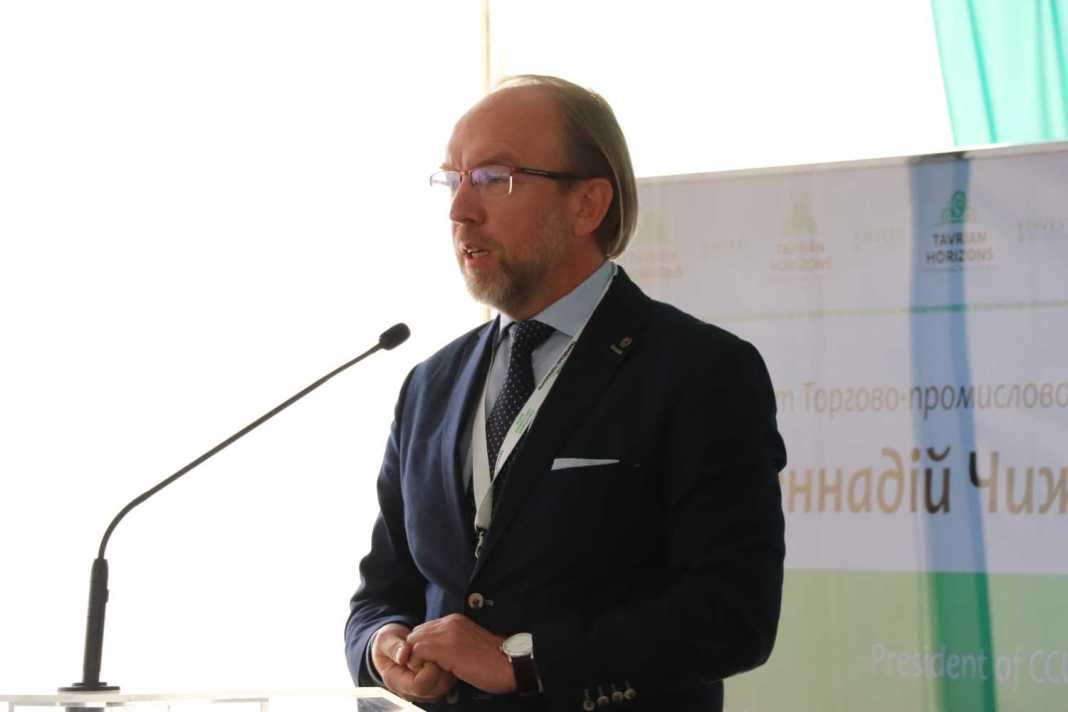 Херсонщина зараз у тренді, - президент торгово-промислової палати України