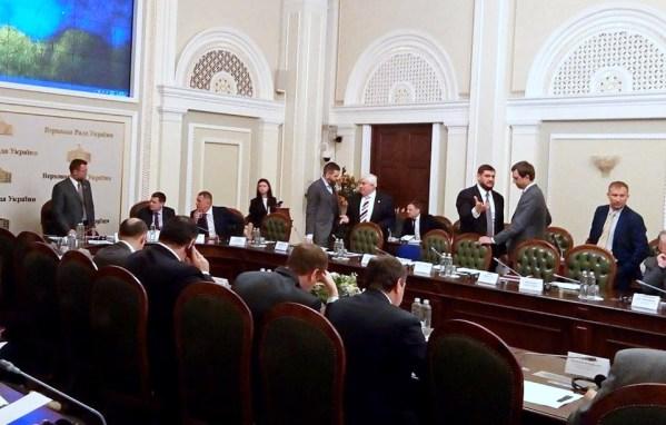 У Верховній Раді обговорили законопроекти щодо відновлення судноплавства