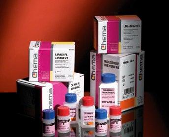 hóa chất xét nghiệm sinh hóa chema