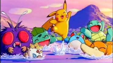 Happy Pokemon - Game pictures
