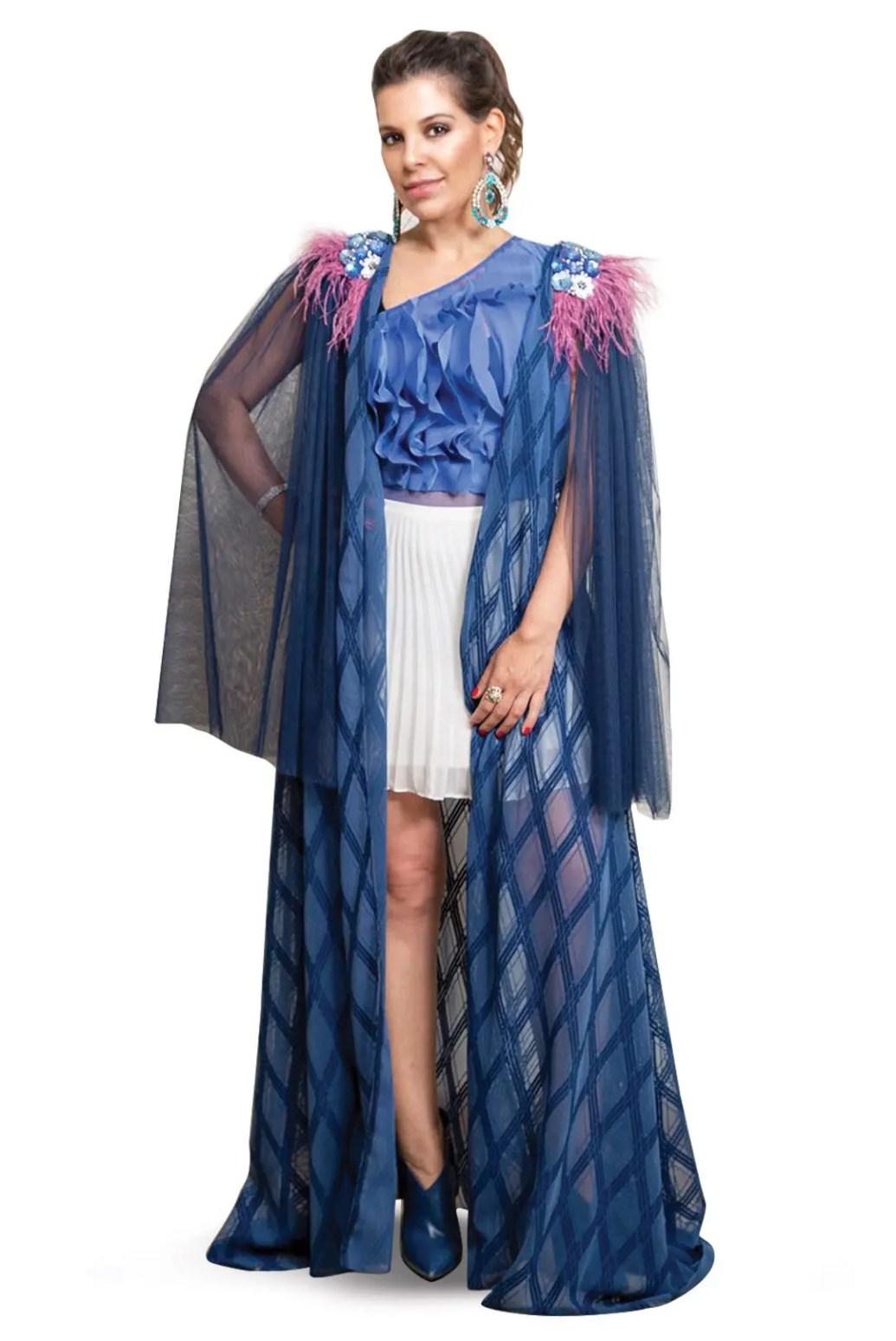 d74715a08437c عباية الريش (The Dreamy Feather Abaya) – متجر خود للأزياء – أناقة ...