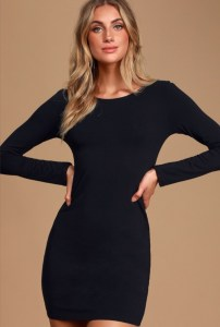 Wardrobe Essentials Every Woman Needs - Khood Fashion Black Dress 1