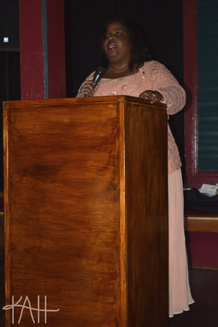 Andrea Merriman, mother of Jennifer Merriman and founder of the Jennifer Y. Merriman H.E.L.P. Program.