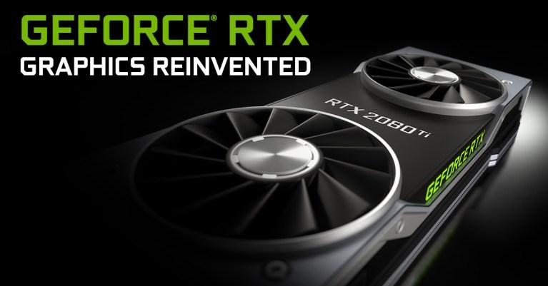 NVIDIA Lanching RTX 2000 GPU series