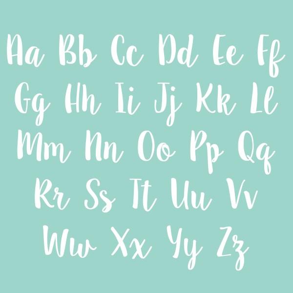 sweet pea font # 9