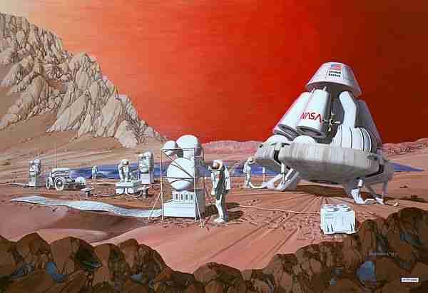 Mars'ta nasıl yaşayacak bitki 14