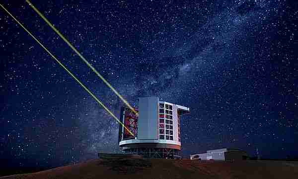 Dev Magellan Teleskopu 7