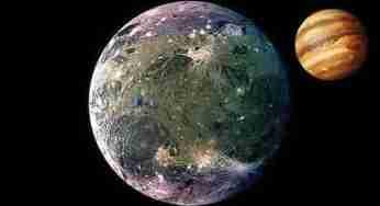 Uzayda Hayatı Ganymede Uydusunda mı Arayalım?