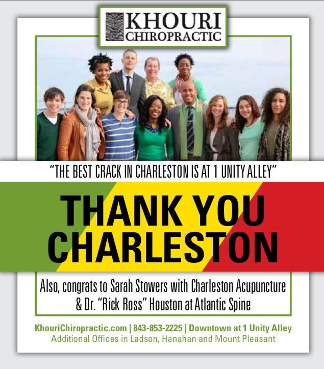Best in Charleston 2015