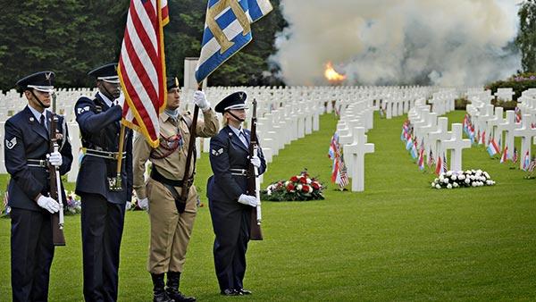 Memorial Day commemoration