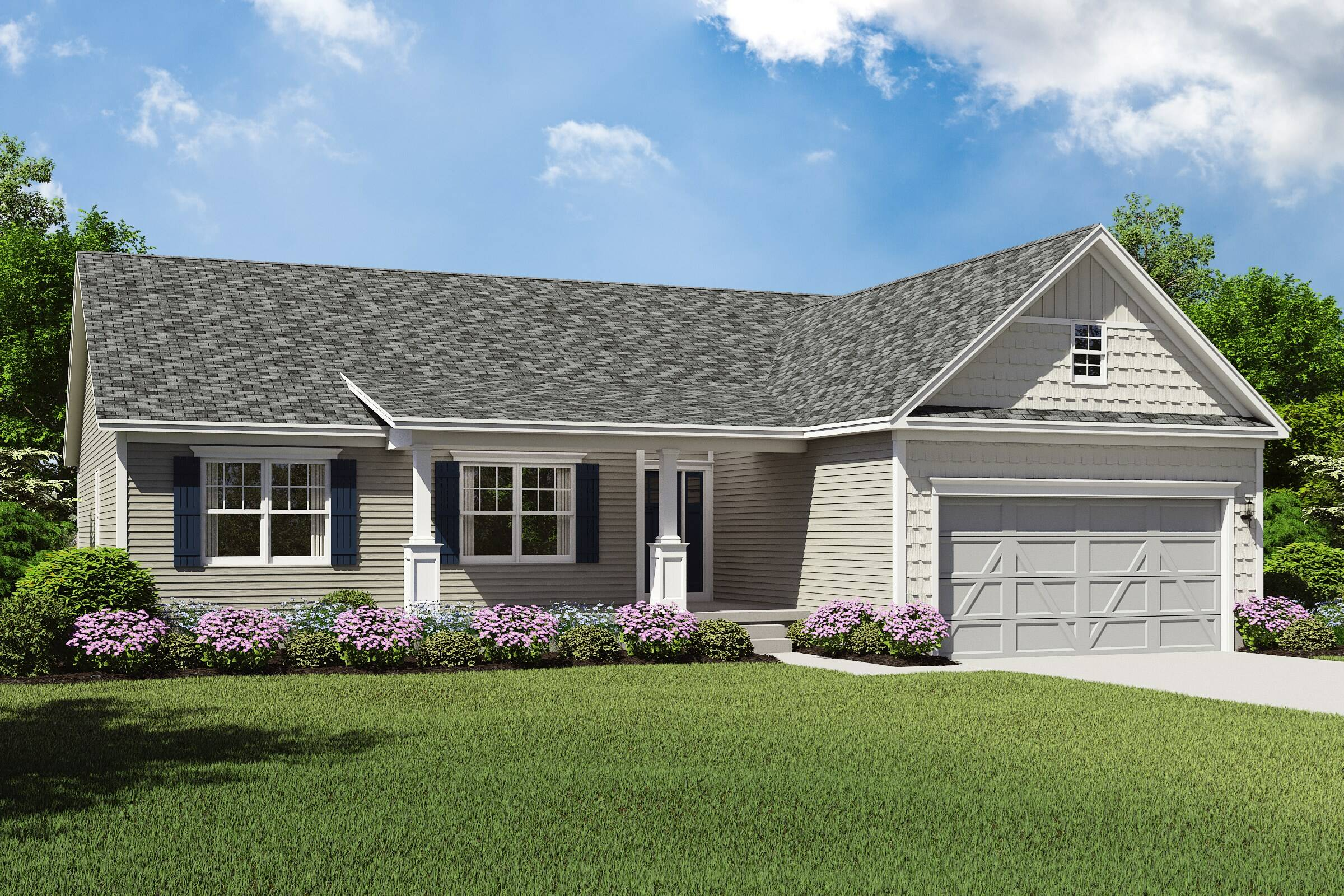 Build On Your Lot Home Designs K Hovnanian Homes