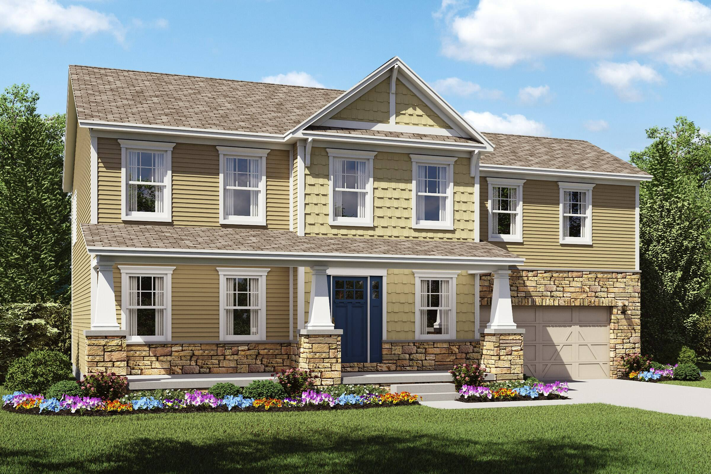 Home Builders In Cygnet Ohio K Hovnanian Homes