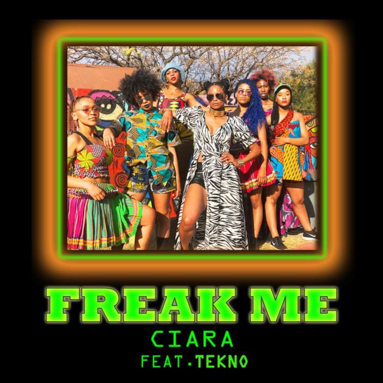 "Listen To Ciara's New Song ""Freak Me"" Featuring Tekno"