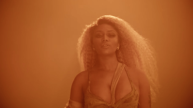 "Watch Nicki Minaj's ""Ganja Burn"" Music Video"