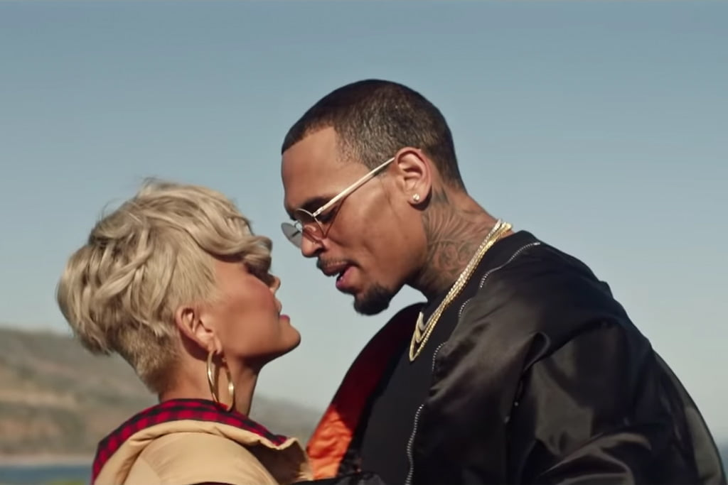 "Agnez Mo And Chris Brown Release Intimate Video For ""Overdose"""