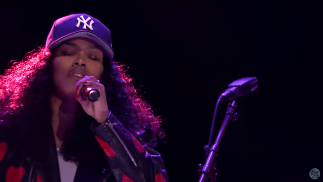 """WATCH: Teyana Taylor perform """"Gonna Love Me"""" and """"Rose in Harlem"""" Live On Fallon"""