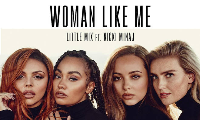 VIDEO: Little Mix feat Nicki Minaj – Women Like Me