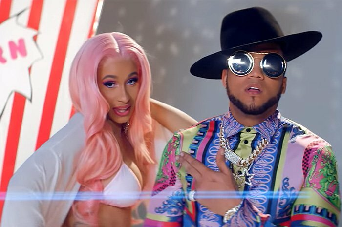 VIDEO: EL ALFA FEAT. CARDI B – 'MI MAMI'