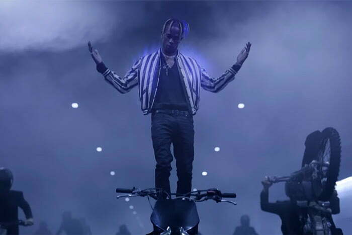 WATCH: TRAVIS SCOTT – 'CAN'T SAY'