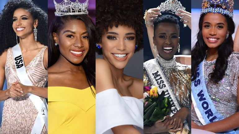Black Girl Magic:  Ebony Queens take the world by storm