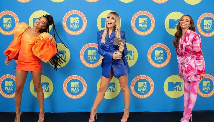 2020 MTV Europe Music Awards (EMA) Winners