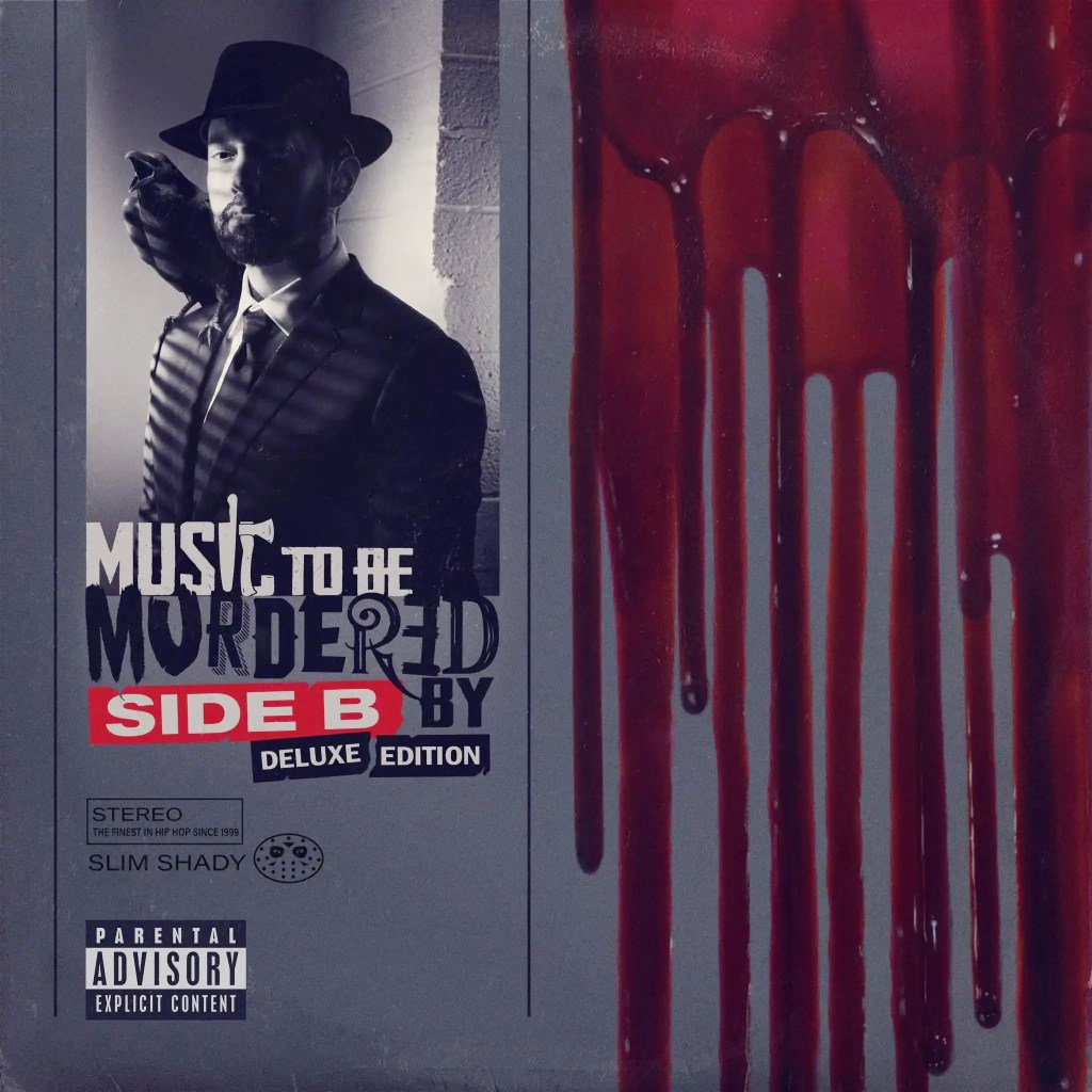 Eminem Drops Surprise New Project – MTBMB Side B