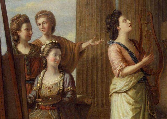 Bluestocking Society, el club primer de mujeres intelectuales del Reino Unido