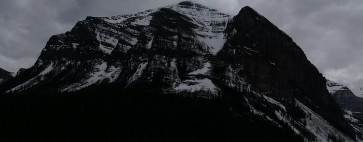 Left hand wall of Lake