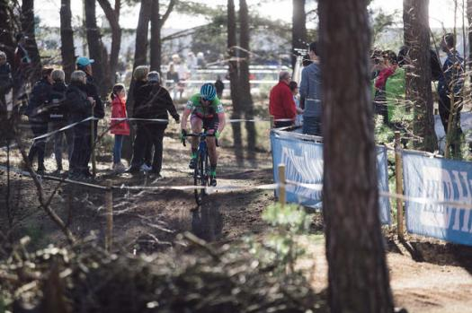 Oostmalle and short sleeves for the final race of the season