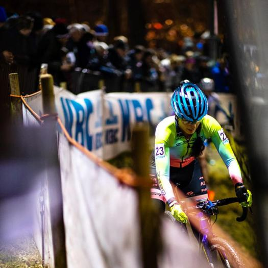 Diegem off cambers under the lights