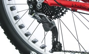 2020 KHS 4 Season 1000 rear derailleur