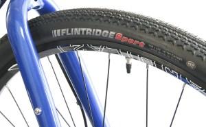 2020 KHS Grit 55 front tire
