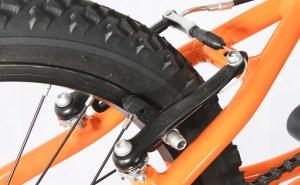2020 KHS Raptor rear brake