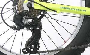 2020 KHS Raptor Plus rear derailleur