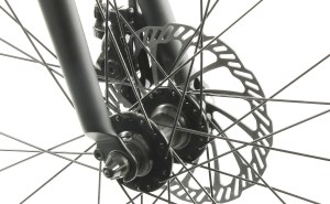 2020 KHS Urban Xcape Disc front brake