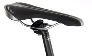 2020 KHS Urban Xcel ladies saddle