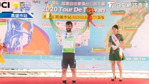 KHS Elevate Webiplex rider Eric Young put his stamp on this year's Tour de Taiwan with 3 stage wins and the sprinters green jersey!