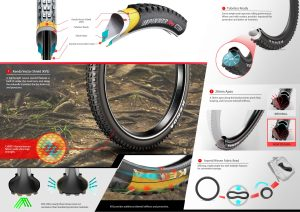 Kenda Pinner tire technology chat.