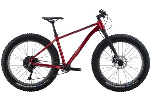 2021 KHS Bicycles 4-Season 1000 in Metallic Red