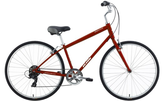 2021 KHS Bicycles Eastwood in Brilliant Red