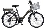 2021 KHS Bicycles Easy 24 Ladies in Silver Gray